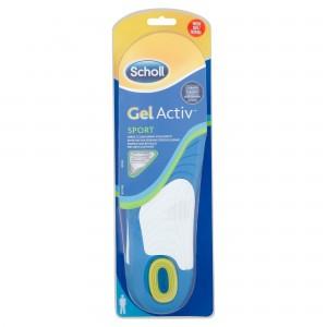 Scholl Activ gel lady стельки для обуви