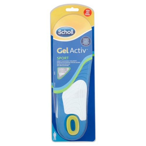 Scholl Activ gel lady стельки для обуви