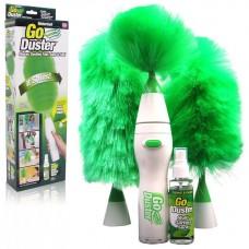 Щетка от пыли электрическая Go Duster