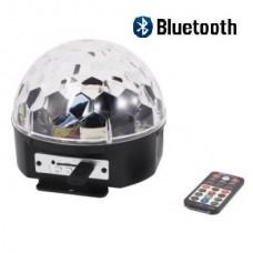 Светодиодный диско шар Bluetooth Magic Ball