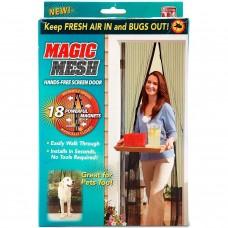 Занавеска москитная Magic Mash 100-210 см