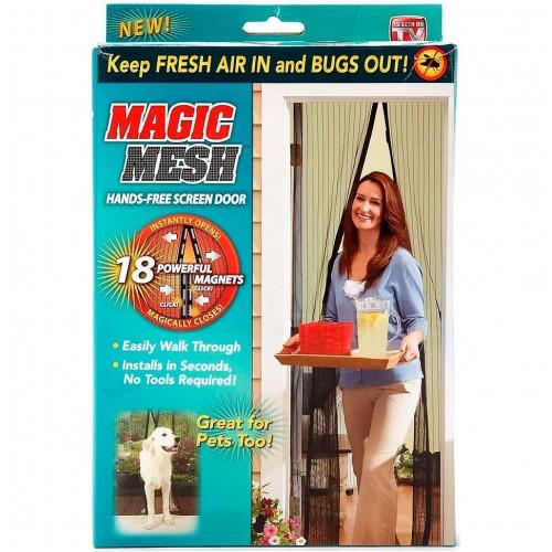 Фіранка москітна Magic Mash 100-210 см