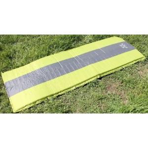 Матрац туристичний само-надувний з ПВХ-покриттям 195*65*3 см