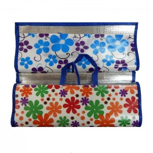 Пляжний килимок-сумка 150 * 170 см