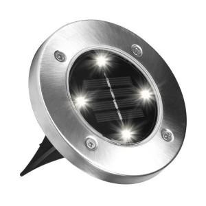 Сонячні вуличні світильники Solar Disk lights