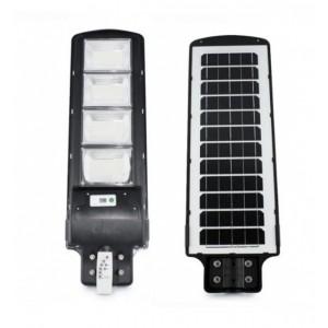 Уличный фонарь на столб с солнечное панелью R4 4VPP, пульт