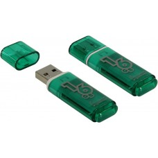 Флешка usb flash 16GB Glossy series Green