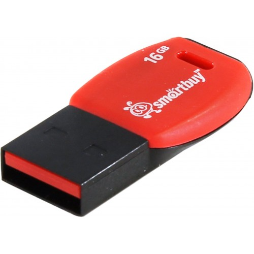 Флешка usb flash 16Gb Smartbuy Cobra Red