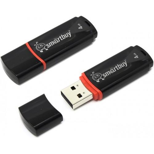Флэшка usb flash 3.0 Smartbuy 64GB Crown Black