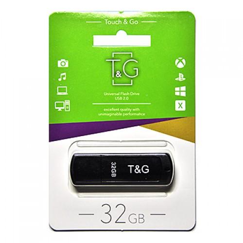 Флешка usb flash 32GB T&G 011 Classic series Black