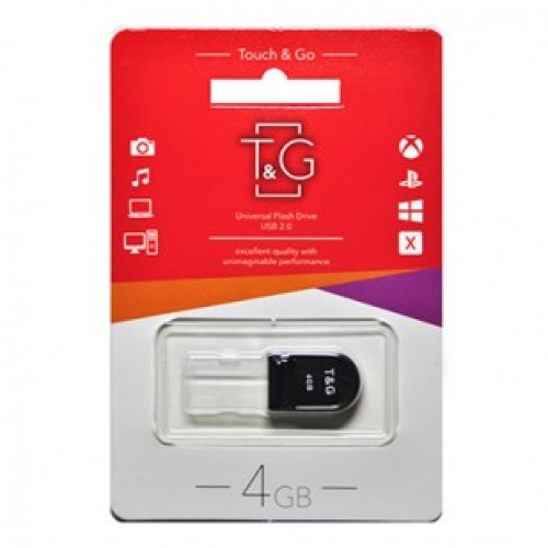 Флешка usb flash 4GB T&G 010 Shorty series