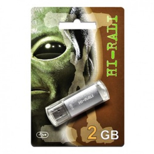 Флешка usb flash Hi-Rali 2GB Corsair series Bronze