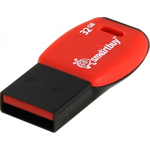 Флешка usb flash Smartbuy 32GB Cobra Red