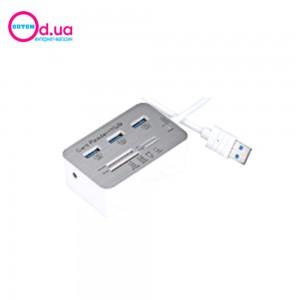 USB HUB 3.0 Combo 619 3 порта