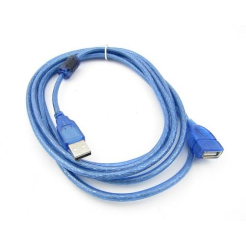 USB-кабель удлинитель 3 м Blue
