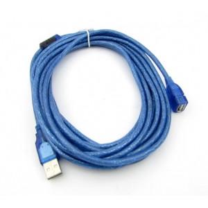 USB-кабель удлинитель 5 м Blue