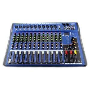 Аудио микшер Mixer 12USB, CT12 Ямаха, 12 канальный (ART-5682)
