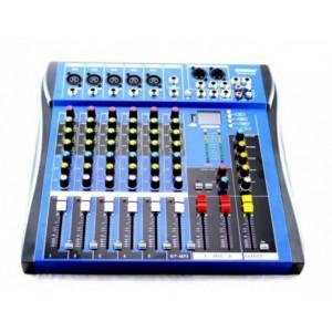 Аудио микшер Mixer 8USB, CT8 Ямаха, 8 канальный (ART-5681)