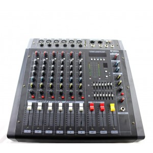 Аудио микшер Mixer BT 606D (ART-4862)