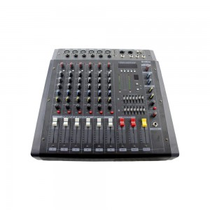 Аудио Микшер Mixer BT 608D