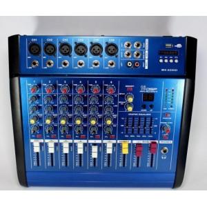 Аудио микшер Mixer BT6300D 7ch. (ART-2383)