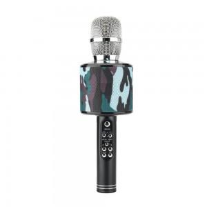 Мікрофон Bluetooth DM Karaoke UBL K319