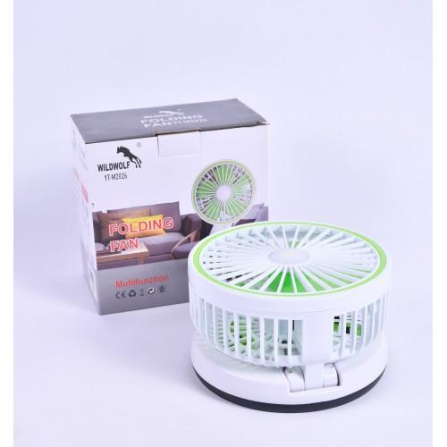 Портативный вентилятор M2026