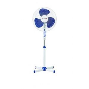 Вентилятор підлоговий (2 шт в уп., 45 Вт) ViLgrand VF401 blue
