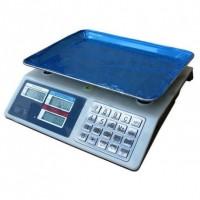 Електронні торгові ваги BITEK YZ-982S, 55кг, 4В