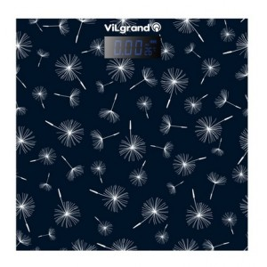 Ваги електронні ViLgrand VFS-1828TN DARK BLUE, 180 кг, 28х28