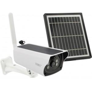 Камера відеоспостереження з сонячною панеллю працює через 4G SIM 2 mp Y4P