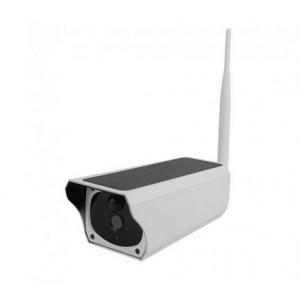 Камера відеоспостереження з сонячною панеллю працює через WI-FI 2mp CAD F20