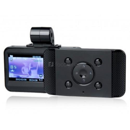 "Видеорегистратор AT008 2.0"" LCD 5,0 МП + GPS"
