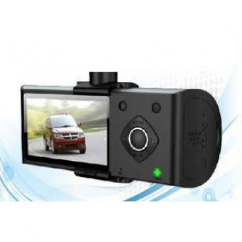 Видеорегистратор DVR Carcam DVR-990 GPS + выносная камера