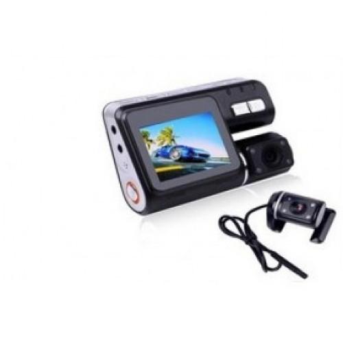 Видеорегистратор DVR i1000 2 камеры