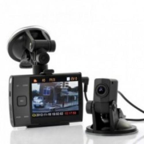 Видеорегистратор DVR iCool S3000L DUAL CAM