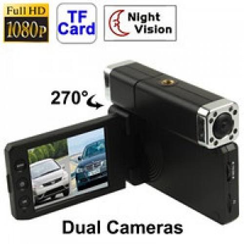 Видеорегистратор DVR iCool X5000 Dual Cam