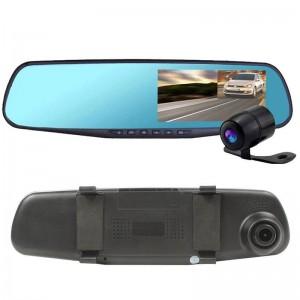 Видеорегистратор DVR L706C BlackBox 1080P 2 камеры
