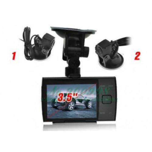 Видеорегистратор DVR S3000A + 2 выносные камеры