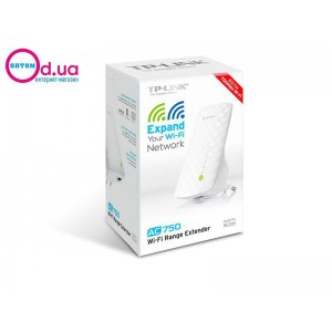 Адаптер усиления Wi-Fi сигнала TP-LINK RE200