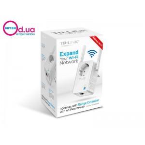 Адаптер усиления Wi-Fi сигнала TP-LINK WA860RE