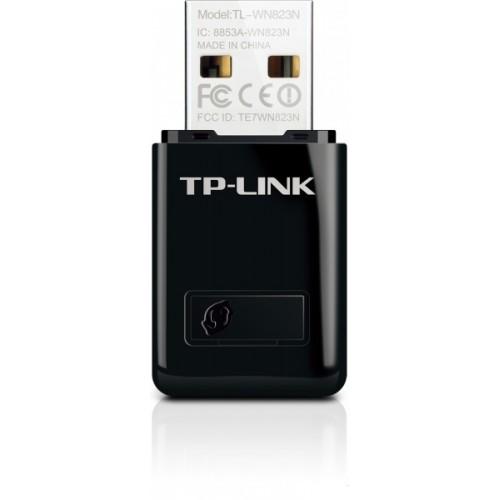Wi-Fi адаптер TP-LINK USB 300Mbps TL-WN823N