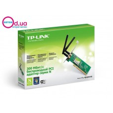 Wi-Fi PCI-адаптер TP-LINK TL-WN851ND