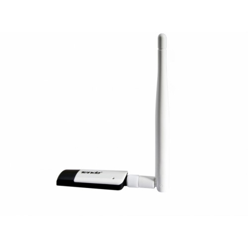 WiFi-адаптер TENDA W311U+ 802.11n 150Mbps, внешн.антенна 4dBi, USB