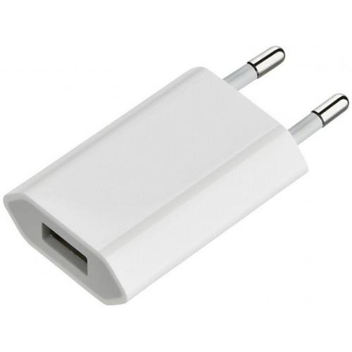 Зарядное устройство сетевое для мобильного телефона 1USB 1A