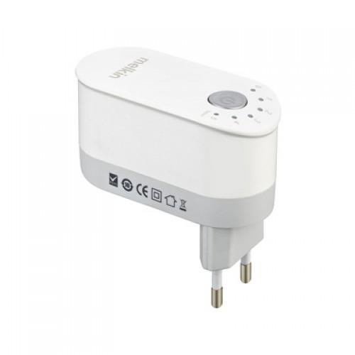 Зарядное устройство сетевое Melkin M8J030E 2USB (2A + 1A) ports с таймером