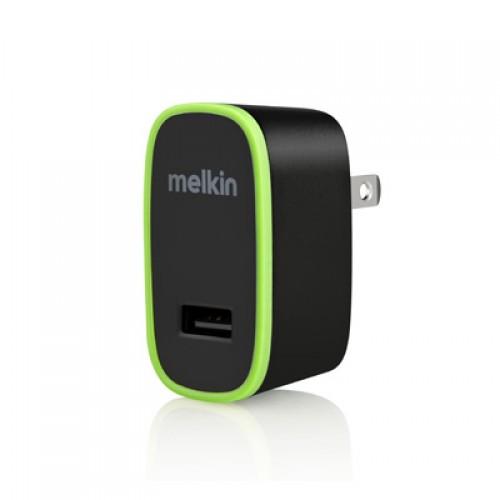 Зарядное устройство сетевое Melkin M8J052E 1USB 2A port Черный