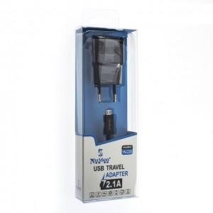 Зарядное устройство сетевое numen c228 microsoft