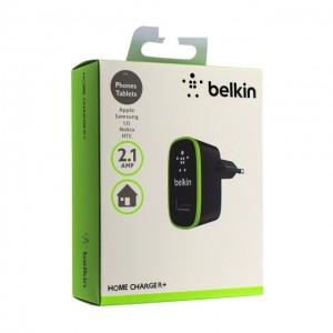 Зарядное устройство сетевой адаптер belkin f8m670 bel-017 1usb