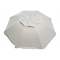 Тканевой пляжный зонт 2м  07К